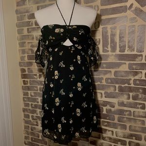 Urban Outfitters halter top dress NWT
